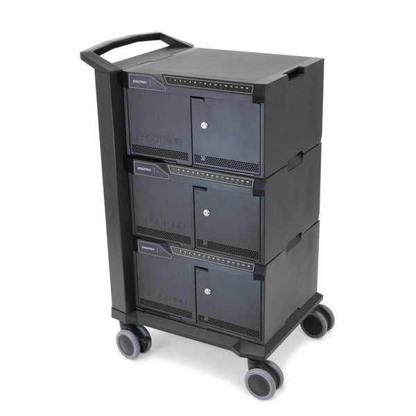 Tablet Management Cart for up to 48 Ipads by Ergotron - Innerspace - 1