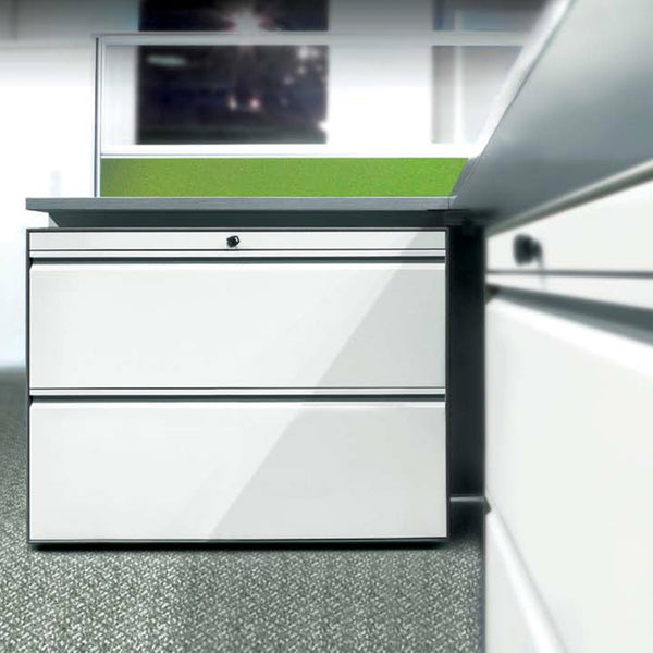 CK8 Lateral Filing Unit by Herman Miller