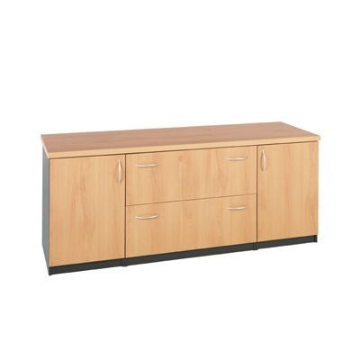 Linea Credenza By Innerspace   Innerspace