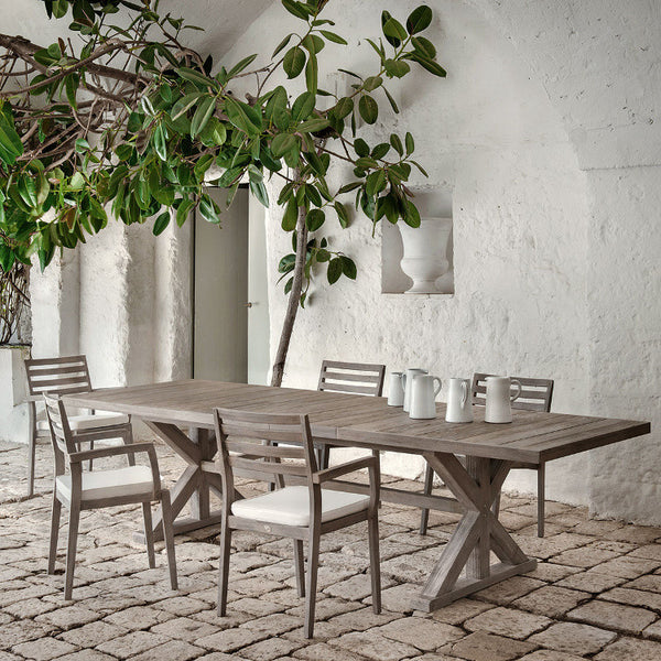 Cronos Dining Table by Ethimo - Innerspace - 1