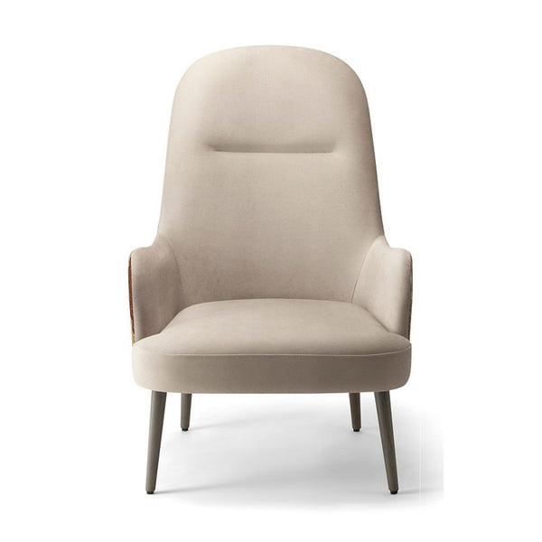 Da Vinci 05 High Back Lounge Armchair by Torre - Innerspace - 1