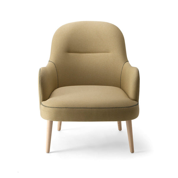 Da Vinci 05 Lounge Armchair by Torre - Innerspace - 1