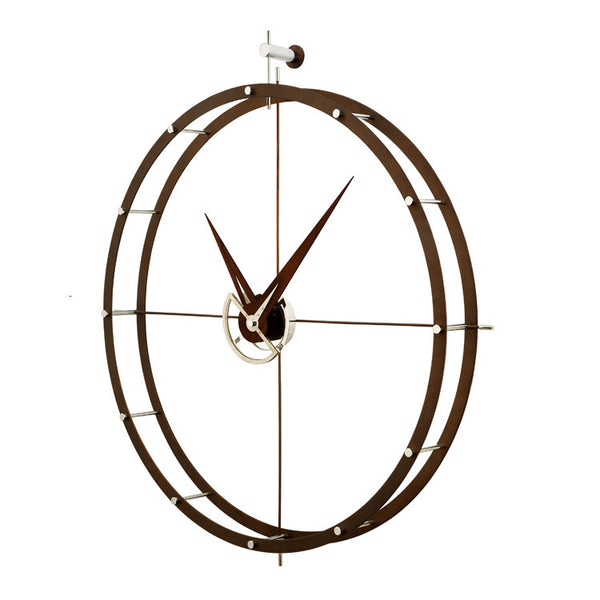 Doble O Wall Clock by Nomon - Innerspace - 2