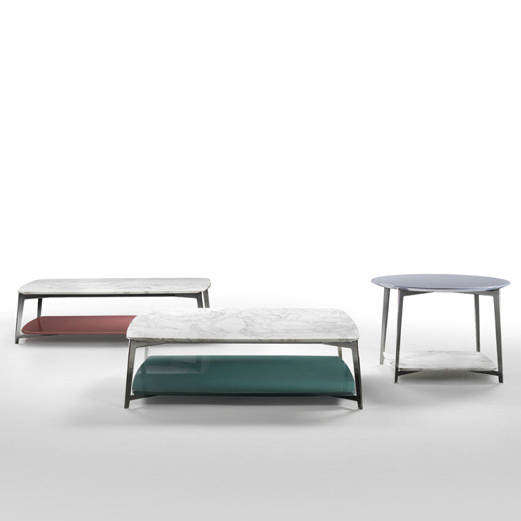 Double Coffee Table by Flexform - Innerspace