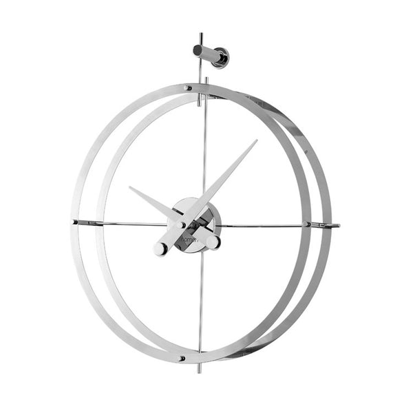 Dos Puntos Wall Clock by Nomon