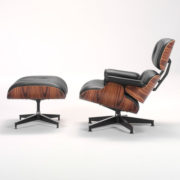 Eames Lounge and Ottoman by Herman Miller - Innerspace - 1