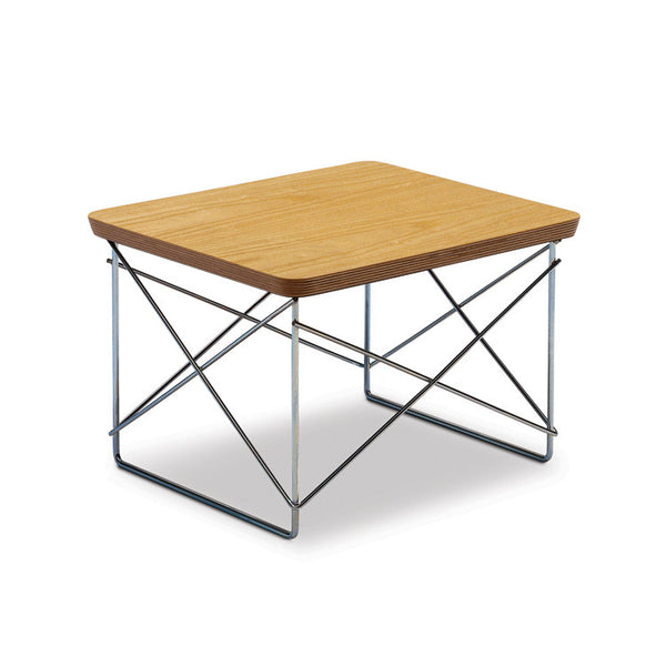 Eames LTRT Wire Base Low Table by Herman Miller - Innerspace - 1