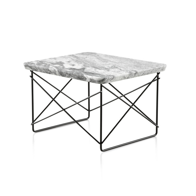 Eames LTRT Outdoor Wire Base Low Table by Herman Miller - Innerspace - 1