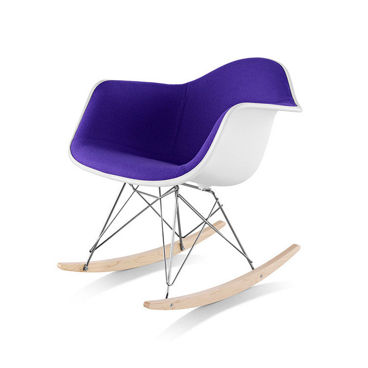 Eames RAR Moulded Plastic Rocking Chair by Herman Miller - Innerspace - 1