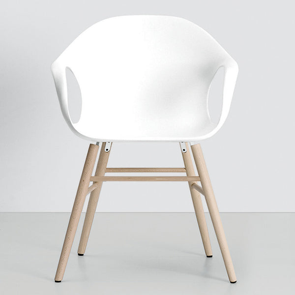 Elephant Timber Chair by Kristalia - Innerspace - 1