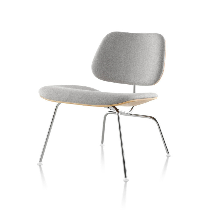 Eames LCM Moulded Plywood Lounge Chair Metal base by Herman Miller - Innerspace - 1