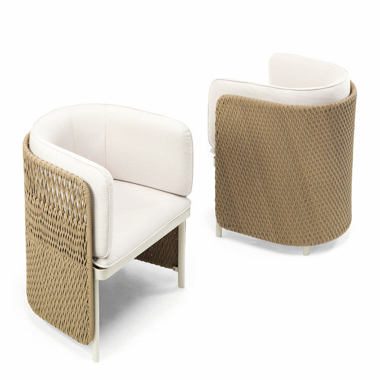 Esedra Dining Armchair by Ethimo - Innerspace - 1