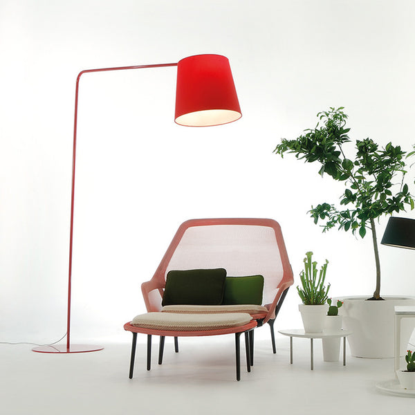 Excentrica Arched Floor Lamp by Fambuena