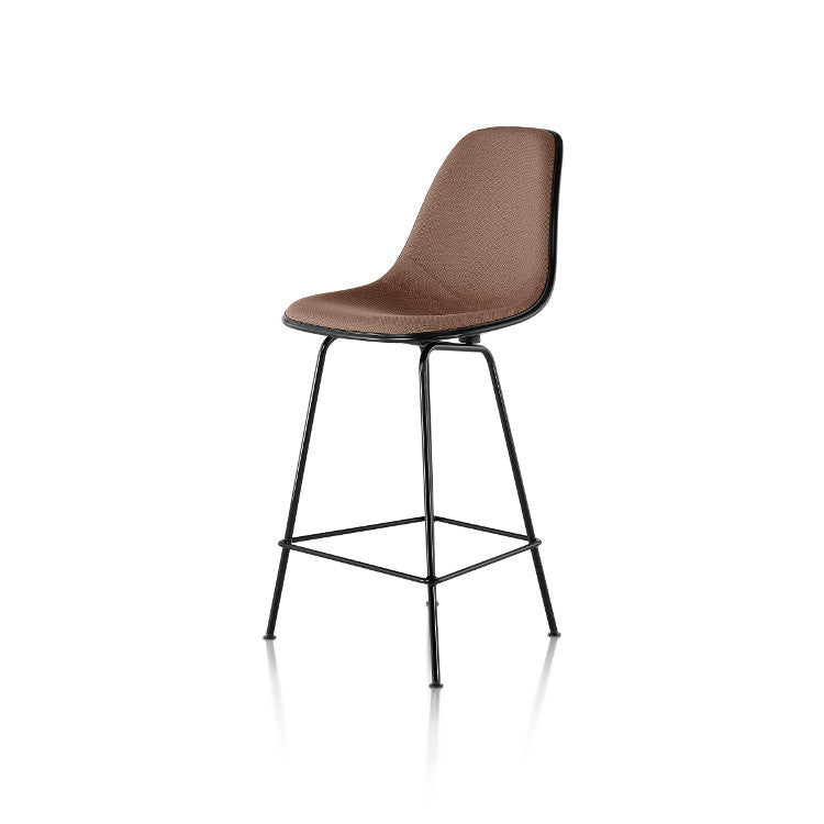 Eames Moulded Fibreglass Stool by Herman Miller - Innerspace - 1