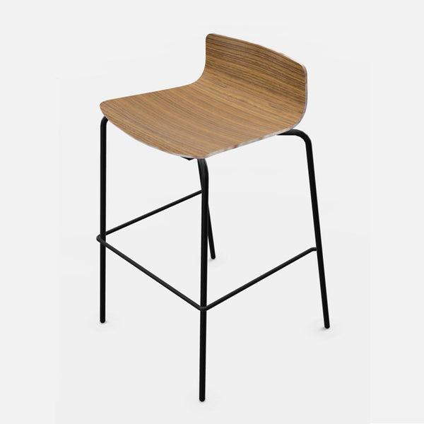 Fiore 4 Leg Stool by Dauphin