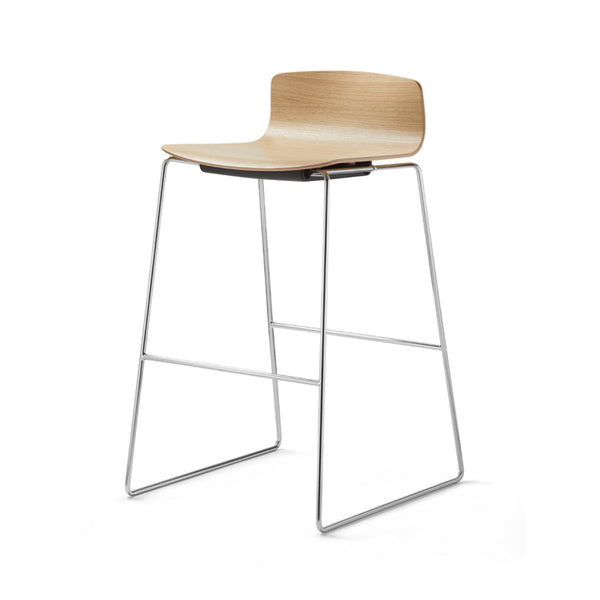 Fiore Sled Stool by Dauphin