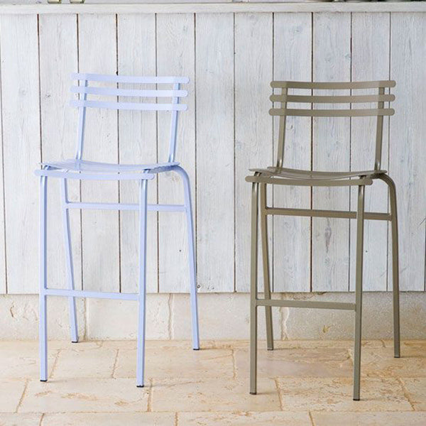 Flower Barstool by Ethimo - Innerspace - 1