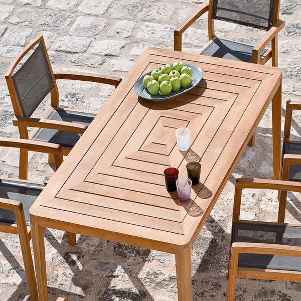 Friends Dining Table by Ethimo - Innerspace - 1
