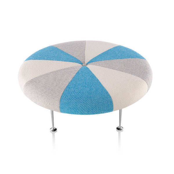 Girard Colour Wheel Ottoman by Herman Miller - Innerspace - 1
