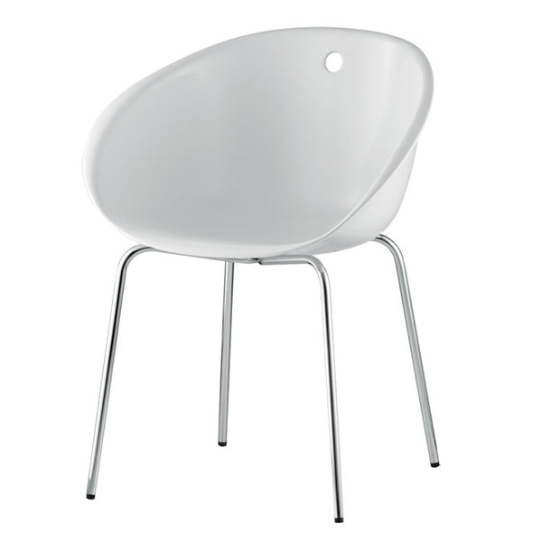 Gliss 4 leg chair by Pedrali - Innerspace - 1