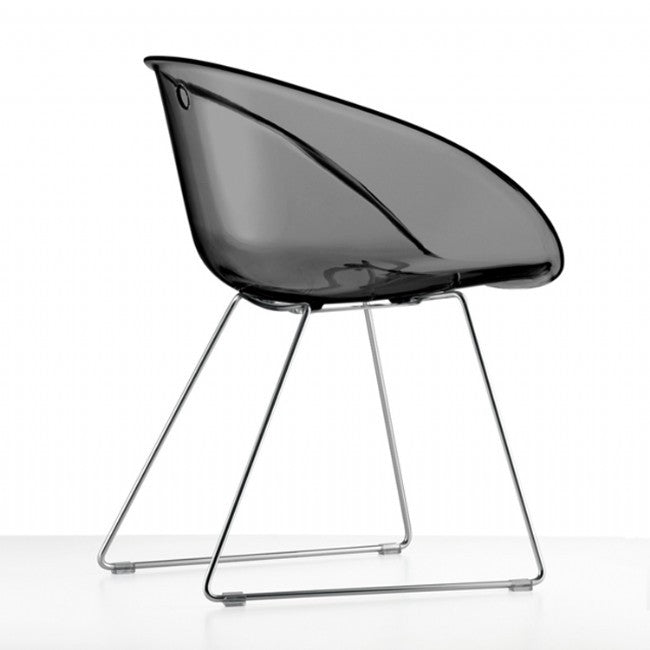 Gliss Chair on Sled base by Pedrali - Innerspace - 1