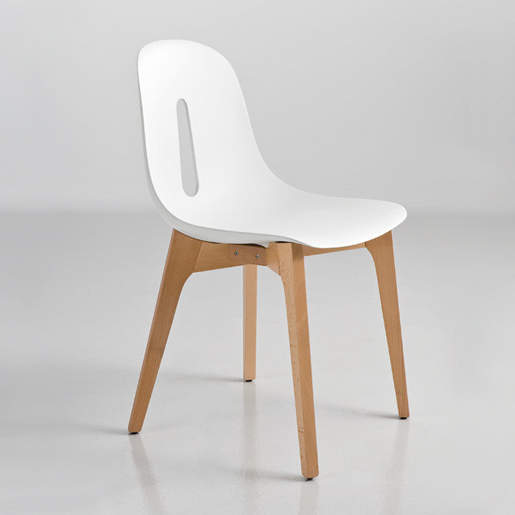Gotham Chair on Timber base by Chairs and More - Innerspace - 1