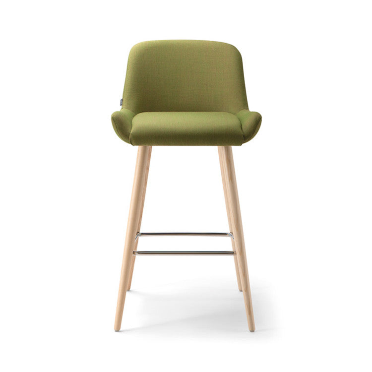 Kesy Timber Stool by Torre - Innerspace - 1