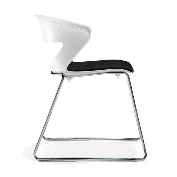 Kicca sled chair by Kastel - Innerspace - 1