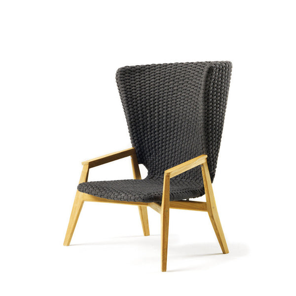 Knit High Back Armchair by Ethimo - Innerspace - 4