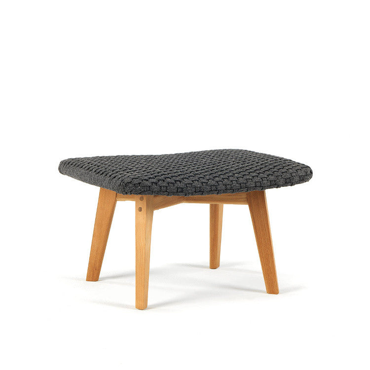 Knit Footstool by Ethimo - Innerspace - 1