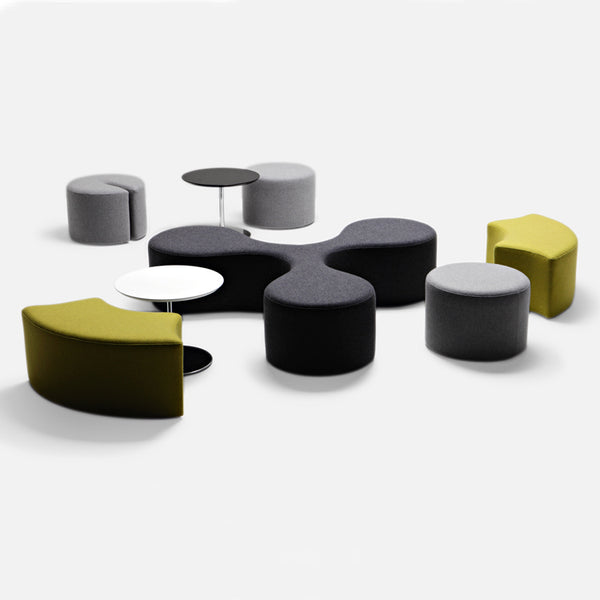 Molecule Seating by LaCividina