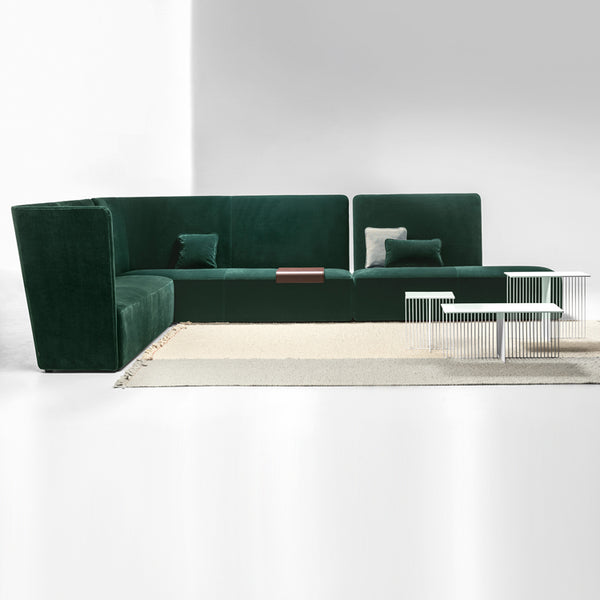 Velour Modular Seating by LaCividina