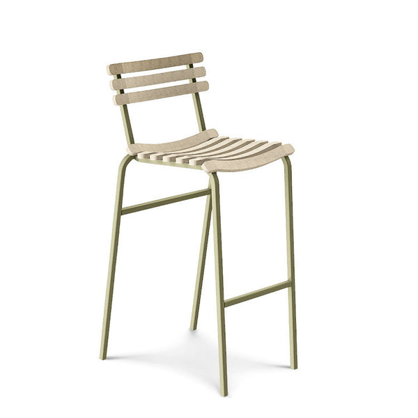 Laren High Stool by Ethimo - Innerspace - 1