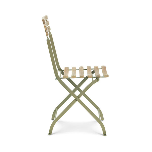 Laren Folding Chair by Ethimo - Innerspace - 1