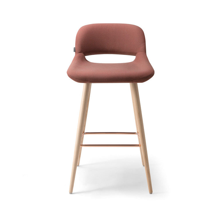 Magda Timber Stool by Torre - Innerspace - 1