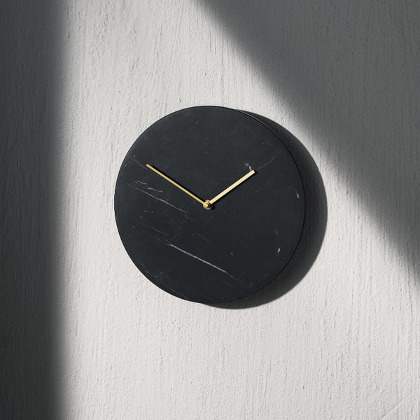 Marble Wall Clock by Menu - Innerspace - 1