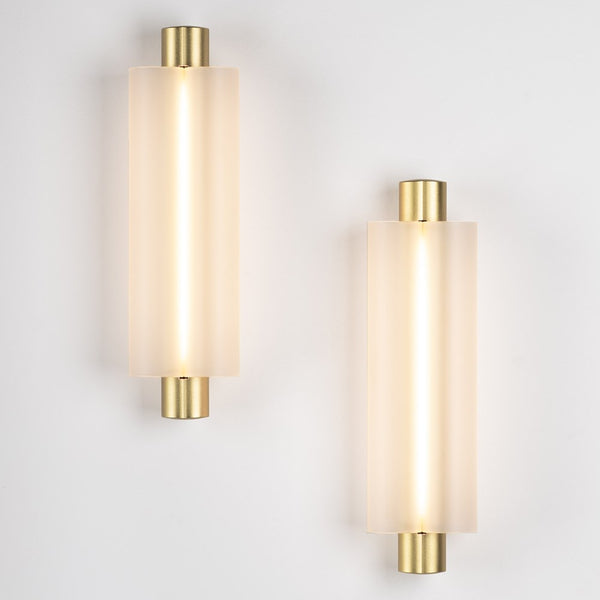 Metropol Wall Light by Rakumba