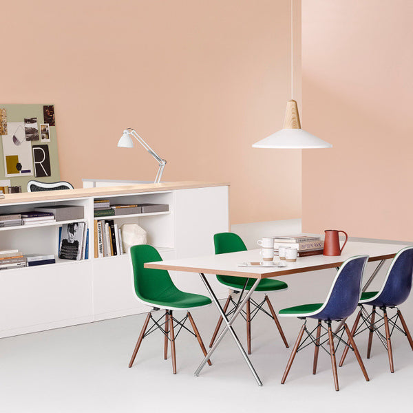 Nelson X Leg Table by Herman Miller - Innerspace - 1