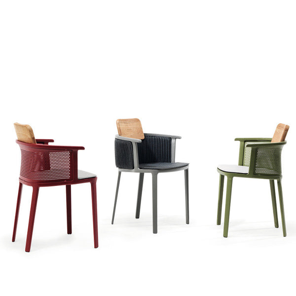 Nicolette Dining Armchair by Ethimo - Innerspace - 1
