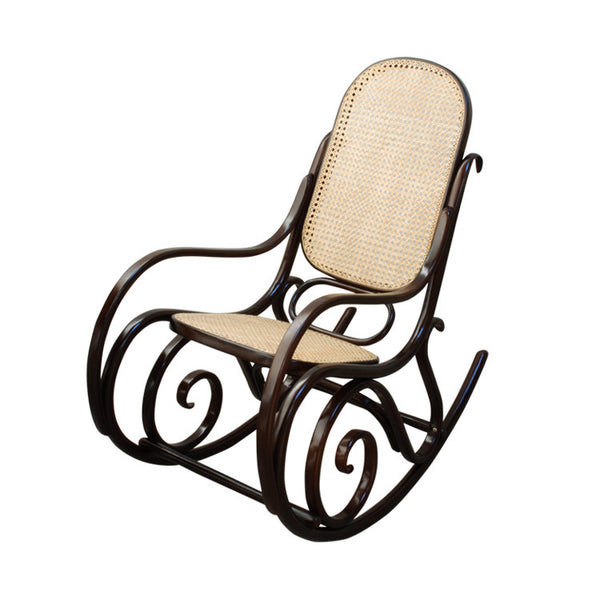 no 21 rocking chair by thonet innerspace