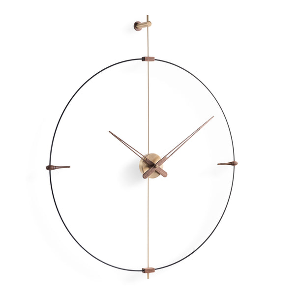 Mini Bilbao Wall Clock by Nomon