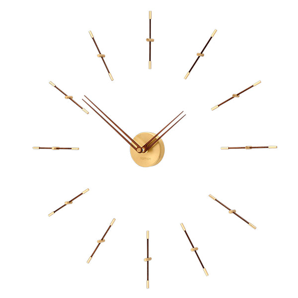 Mini Merlin G Wall Clock by Nomon