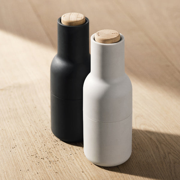 Norm Salt and Pepper Bottle Grinder by Menu - Innerspace - 1