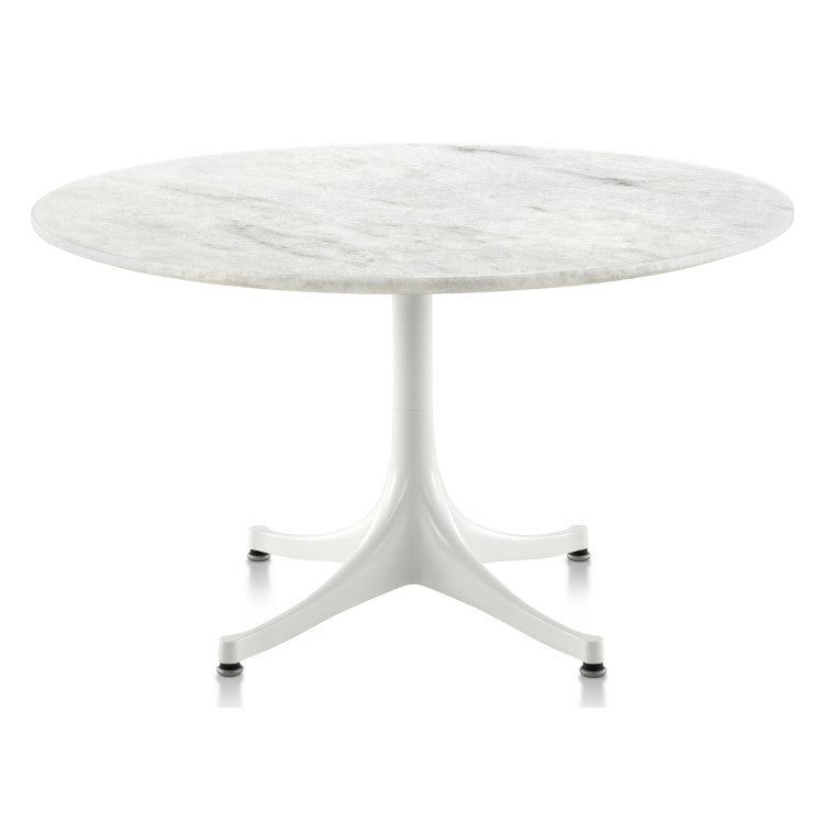 Nelson Pedestal Outdoor Table by Herman Miller - Innerspace - 1