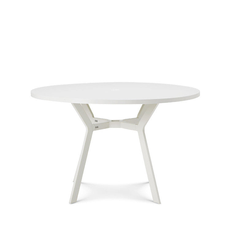 Ocean Round Dining Table by Ethimo - Innerspace - 3