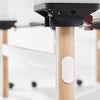 Oki Doki Folding Table by Innerspace