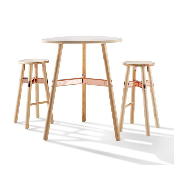 Oki Doki High Table by Innerspace