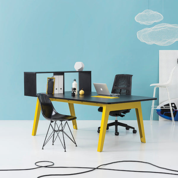 Optimis Desk by POSH - Innerspace - 1