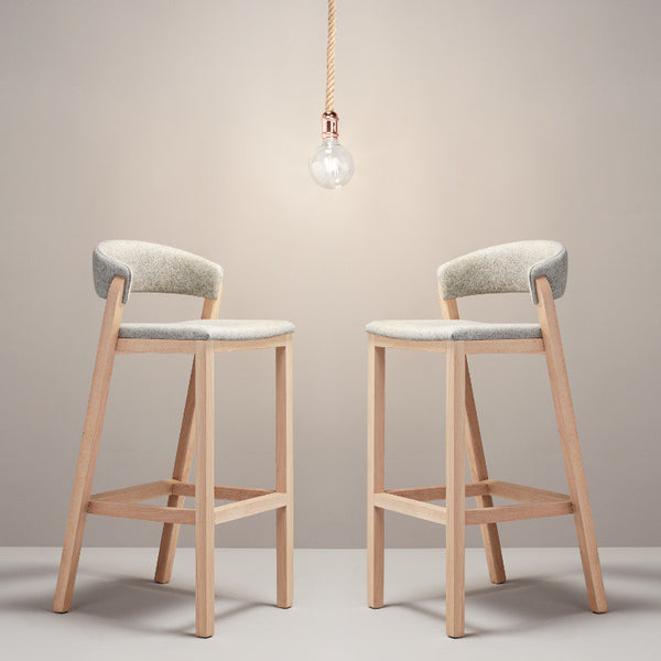 Oslo Stool by Missana - Innerspace - 1