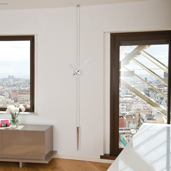 Pendulo Wall Clock by Nomon - Innerspace - 1